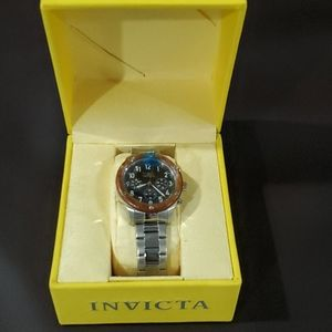 Invicta Specialty 38mm Stainless Steel
